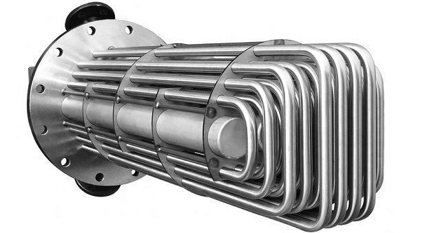 Трубчатый теплообменник из нержавеющей стали Пластинчатый теплообменник Машимпэкс (GEA) LWC 250S Пенза