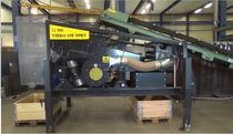 Вибрационный сепаратор / бумага / стекло / для перерабатывающей промышленности