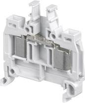 Клеммная колодка на DIN-рейке / с предохранителем / с автоматическим снятием оболочки