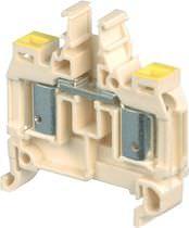 Клеммная колодка с быстрым соединением / на пружине / на DIN-рейке / с автоматическим снятием оболочки