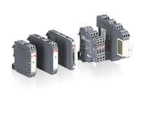 Статическое реле с полевым МОП-транзистором / для интерфейса / на DIN-рейке