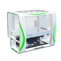Автоматизированная станция для работы с жидкостями / для лаборатории