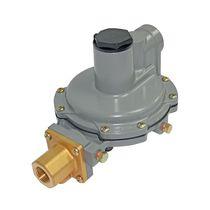 Регулятор давления для газов / двухступенчатый / мембранный