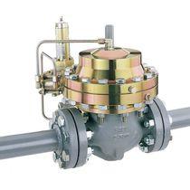 Регулятор давления для природного газа / одноуровневый / с поршнем / высокое давление