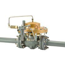 Регулятор / редуктор давления для природного газа / одноуровневый / мембранный / низкое давление