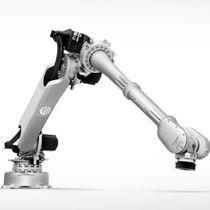 Шарнирный робот / 6-осный / плазменной резки / для разгрузочно-погрузочных работ