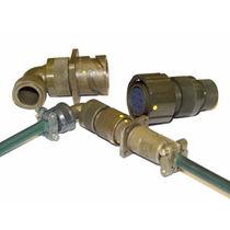 Коннектор для источника электропитания / круговой / с байонетным замком / мультиполярный