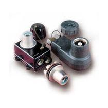 Коннектор для источника электропитания / коаксиальный / круговой / двухтактный