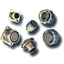 Коннектор для источника электропитания / круговой / с резьбовым соединением / высокая плотность