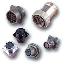 Коннектор с ЭМИ-фильтром / для источника электропитания / круговой / с байонетным замком