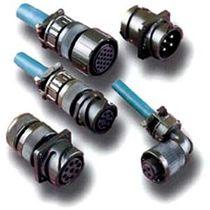 Коннектор для источника электропитания / круговой / с байонетным затвором / мультиполярный