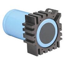 Тепловой радиатор из алюминия / для электролитического конденсатора / мощность / экструдированный