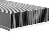 Медный тепловой радиатор / из алюминия / с мелкими лопастями