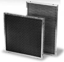 Воздушный фильтр / из панелей / складчатый / большой вместимости