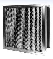 Воздушный фильтр / из панелей / складчатый / для суровых условий
