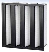 Воздушный фильтр / из панелей / для суровых условий / для удаления пыли