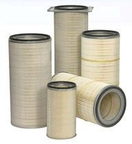 Воздушный фильтрующий элемент / для удаления пыли / из полиэстера / для газовой турбины