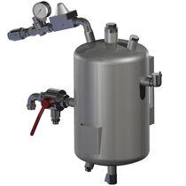 Водяной резервуар / из металла / вертикальный