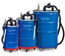 Аспиратор для пыли / с сжатым воздухом / промышленный / мобильный