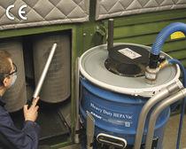 Аспиратор для пыли / пневматический / для чистого помещения / мобильный