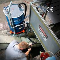Аспиратор вода и пыль / монофазовый / промышленный / мобильный