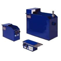 Статический сепаратор / для масла / воды / для перерабатывающей промышленности