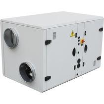 Вертикальная установка очистки воздуха / с регенерацией тепла / двухсторонний поток