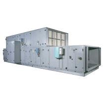 Горизонтальная установка очистки воздуха / для чистого помещения / модульная