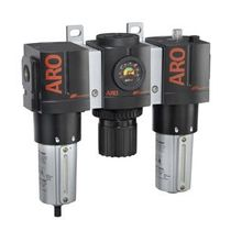 Воздушный фильтр-регулятор смазочного устройства / с сжатым воздухом