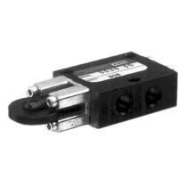 Клапан с пневматическим управлением / спускной / для воздуха / из алюминия