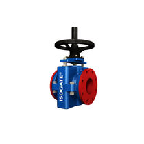 Клапан с втулкой / с пневматическим управлением / для контроля расхода / для шлама