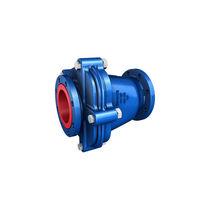 Створчатый предохранительный клапан / с фланцем / для коррозионной жидкости