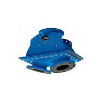 Шариковый предохранительный клапан / из нержавеющей стали