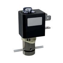 Электроклапан с прямым управлением / 2/2 канала / вода / из анодированного алюминия