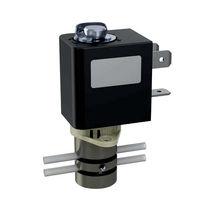 Электроклапан с прямым управлением / 3/2 каналов / вода / из анодированного алюминия