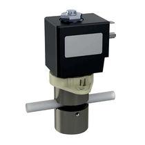 Электроклапан с прямым управлением / 2/2 канала / NF / вода