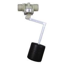 Клапан с поплавком / с сервоприводом / для контроля уровня / для питьевой воды