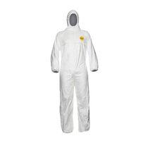 Рабочий костюм с химической защитой / антистатический / из полиэтилена