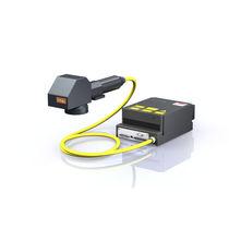 Système de marquage лазер / по нержавеющей стали / для пластмассы