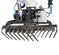 Пневматический захват манипулятора / для робота, укладывающего грузы на поддоны / высокая скорость
