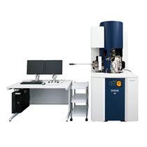 Микроскоп электронное сканирование с фокусированным ионным зондом / для анализов / 3D / режим реального времени