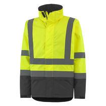 Куртка защита от холода / непромокаемая / высокая видимость / из полиамида