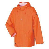 Огнестойкая куртка / с химической защитой / непромокаемая / из полиэстера