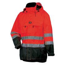Куртка защита от холода / непромокаемая / высокая видимость / из полиэстера