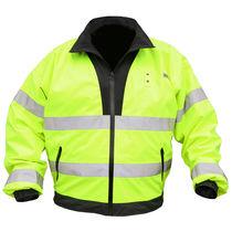 Куртка высокая видимость / электрически изолированная / из хлопчатобумажной ткани / из полиуретана