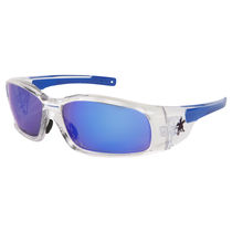 Защитные очки УФ / с боковой защитой / стойкие к царапанью / из поликарбоната
