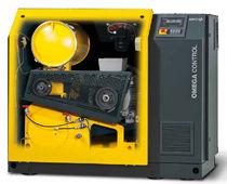 Ротационный воздуходувный агрегат / компактный