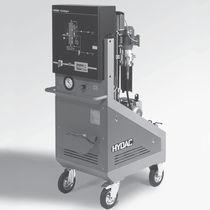 Вакуумная центрифуга / непрерывного действия / для фильтрации