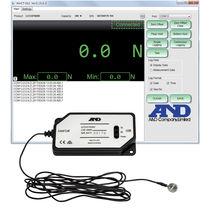 Датчик силы USB / при сжатии / тип кнопка