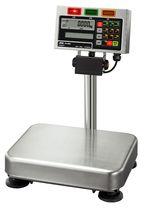 Весы с платформой / с дисплеем LCD / из нержавеющей стали / герметичные